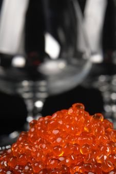 Free Red Caviar Stock Image - 3838581