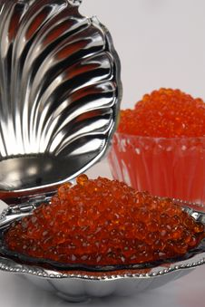 Free Red Caviar Stock Photo - 3838640