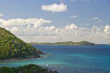 Free Coast View From Virgin Gorda Island BVI Stock Photo - 3839670
