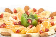 Free Exotic Fruit Salad Stock Photos - 3839823