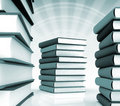 Free 3d Books Massive For Design Stock Photography - 3844792