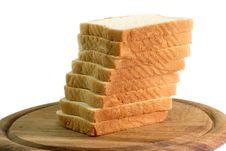 Free Pile Of Toast Royalty Free Stock Image - 3840306