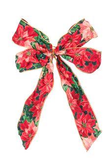 Free Patterned Holiday Ribbon Royalty Free Stock Photos - 3840598