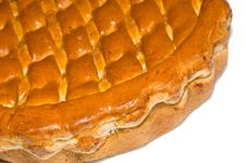 Free Pie Close-up Royalty Free Stock Photos - 3841428