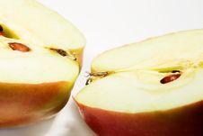 Free Apple Royalty Free Stock Photo - 3841795