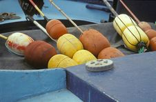Free Buoys For Fishing Stock Images - 3841854