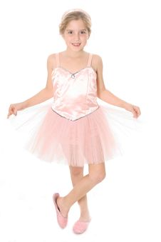 Free Ballerina Beauty Stock Photo - 3842140