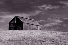 Free Kentucky Horse Barn Stock Photography - 3842812