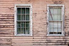 Free Two Windows Stock Image - 3842851