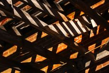Free Wood Shadows Stock Photo - 3842870
