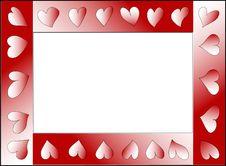 Free Valentine Frame Stock Images - 3843474