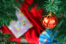 Free Christmas Object Royalty Free Stock Photo - 3843725