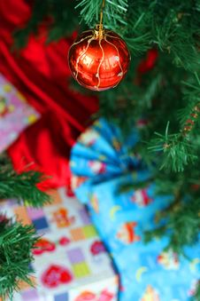 Free Christmas Object Royalty Free Stock Photography - 3843727