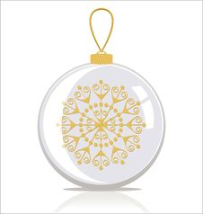 Сhristmas Ball Royalty Free Stock Images