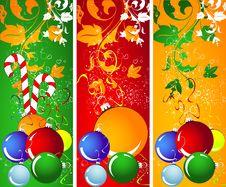 Free Christmas Theme Royalty Free Stock Photography - 3844537
