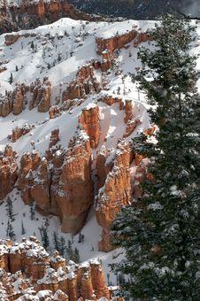 Free Bryce Canyon Royalty Free Stock Photos - 3845498