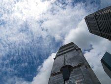Free Modern Skyscrapers Stock Photos - 3847383