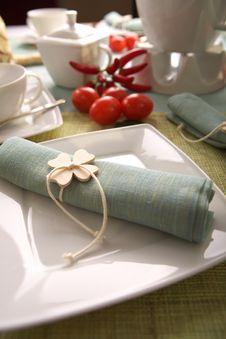 Beauty Porcelain Pottery Stock Images