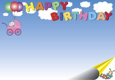 Free Happy Birthday Royalty Free Stock Images - 3848719