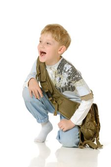 The Schoolboy Stock Images