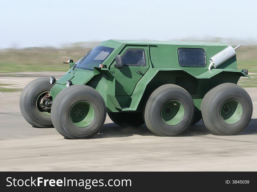 Racing Dune Buggy - Free Stock Images & Photos - 3845039