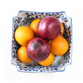 Free Onions & Oranges Royalty Free Stock Image - 3850516