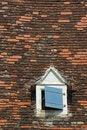 Free Roof At Heiligenkreuz No.1 Stock Photo - 3853070