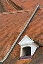 Free Roof At Herzogenburg No.2 Royalty Free Stock Photo - 3853185