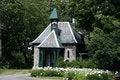 Free Stone Chapel. Royalty Free Stock Photo - 3859875