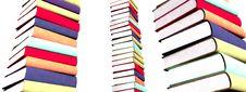 Free 3d Books Massive For Design Stock Photo - 3850270