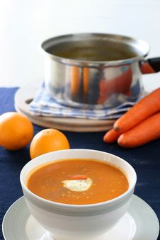 Free Soup Royalty Free Stock Photo - 3850485