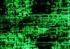 Free Matrix Background Royalty Free Stock Image - 3850746