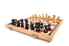 Free Chess Set Stock Images - 3851104