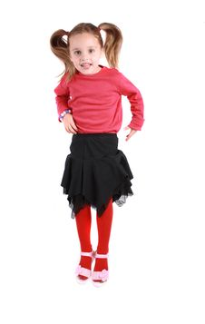 Free Girl Royalty Free Stock Images - 3851109