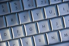 Free Laptop Keyboard Stock Image - 3851421
