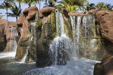 Free Waterfalls Stock Images - 3851984