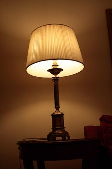 Free Standard Lamp Stock Photos - 3852443