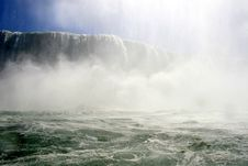Free Niagara Falls. Royalty Free Stock Images - 3852619