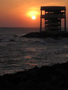 Free Sunset Stock Image - 3852991
