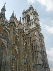 Free Westminster Abbey Royalty Free Stock Photos - 3853778
