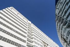 Free City Hall, The Hague Stock Image - 3853811