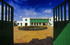 Free Farming Museum In Lanzarote No.1 Royalty Free Stock Image - 3853856