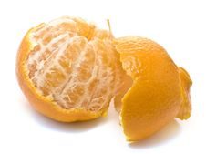 Free Tangerine Royalty Free Stock Photo - 3854025