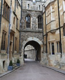 Free Windsor Castle Royalty Free Stock Photo - 3854385