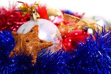 Free Festive Star In Hand Royalty Free Stock Images - 3854549