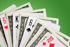 Free Gamble Stock Photography - 3854802