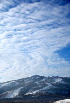 Free Sky And Ski Stock Photo - 3854820
