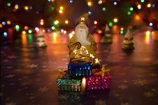 Free Santa Claus Stock Photography - 3856142