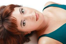 Free Beautiful Redhead Royalty Free Stock Photos - 3857238