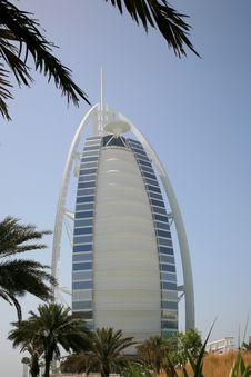 Free Burj Arab Dubai Stock Image - 3857451